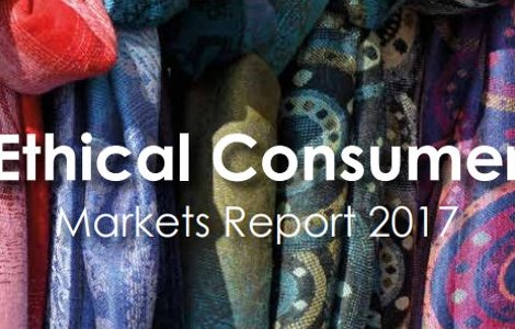The front page of the ethical consumer report