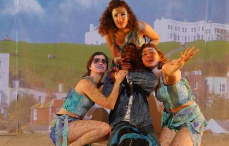 Sirens: a top recommendation from the Edinburgh Festival Fringe