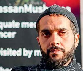 Bahraini activist Ali Mushaima has described upcoming elections in Bahrain as a 'big joke'.Photo:Penelope Barritt/Alamy