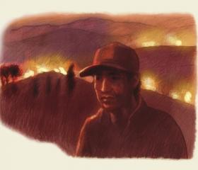 Cochabamba fire