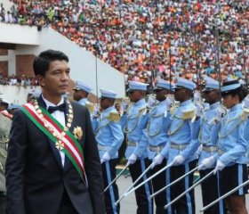 Deputy Minister Luwellyn Landers attends inauguration of Madagascar President Andry Rajoelina,  ​19 January 2019 by GovernmentZA is licensed under CC BY-ND 2.0