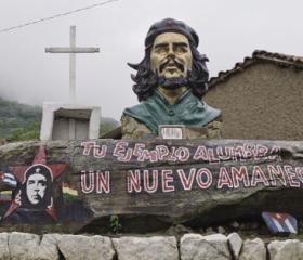 Che route Bolivia