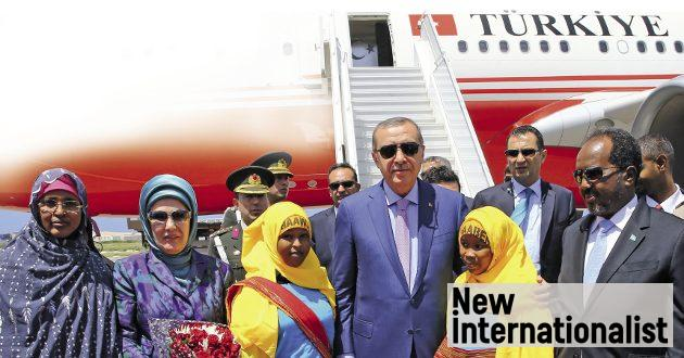 How Turkey is winning hearts and minds in Somalia