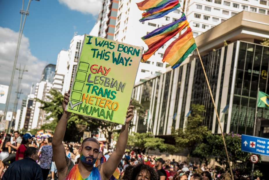 Intersecting inequalities in Brazil hinder LGBT rights