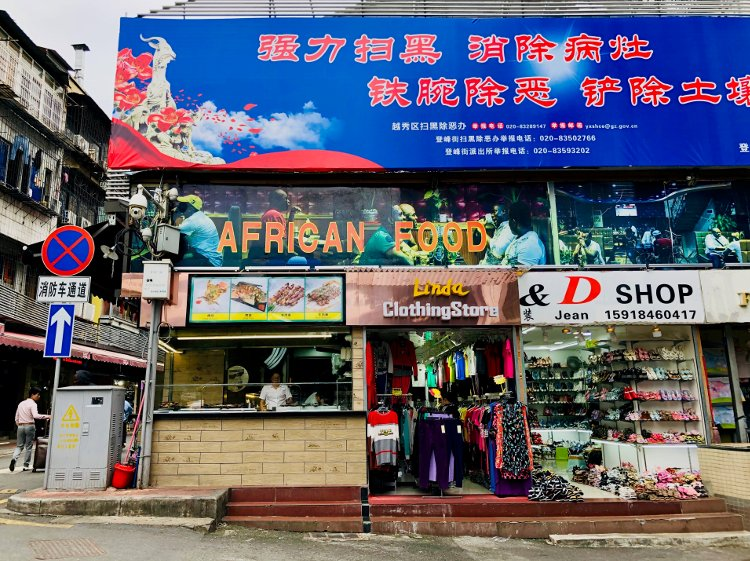 ba5af1d85ba5 The Chinese have a saying: 'If you want good food go to Guangzhou.' Photo  by Carlotta Dotto.