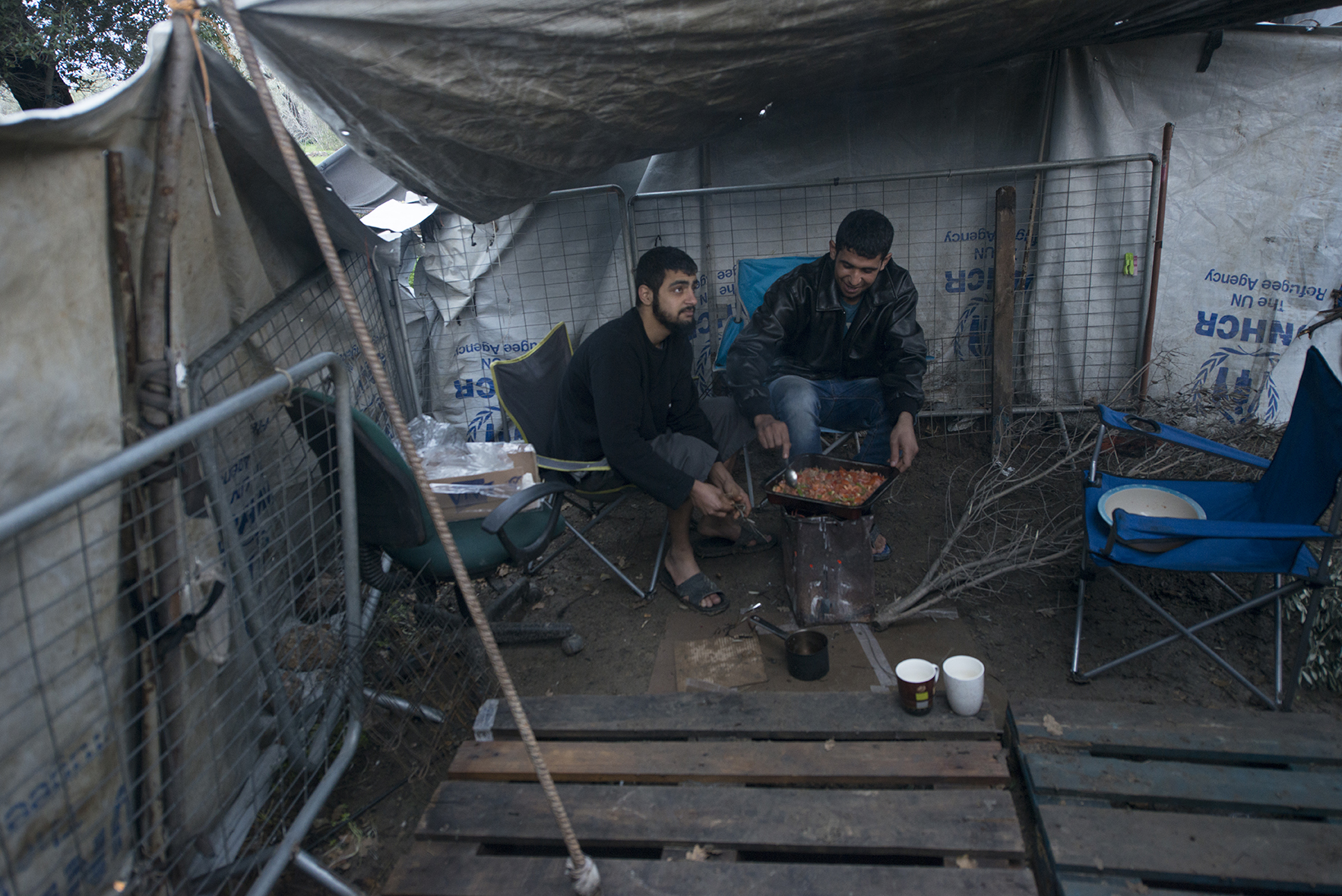 Why is Greece still 'containing' refugees in camps? | New