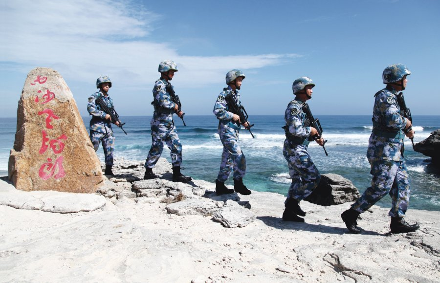 Who is militarizing the South China Sea? | New Internationalist