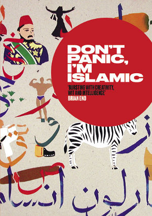 Don't panic, I'm Islamic! The book