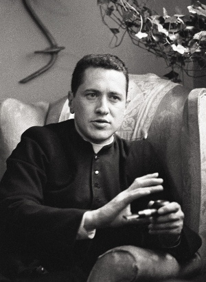 Catholic priest Camilo Torres joined the ELN in 1965. He was to become a leading light. ELN interview