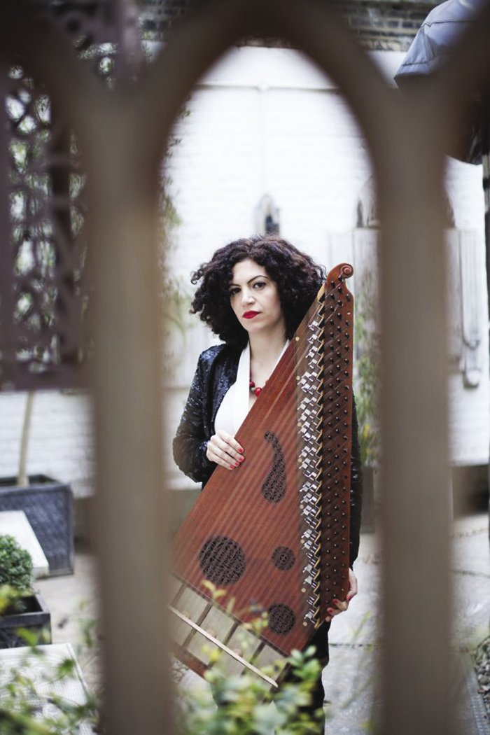 Music from the world: Maya Youssef