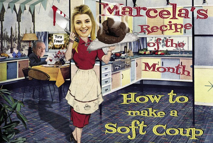 Marcela's Recipe of the month