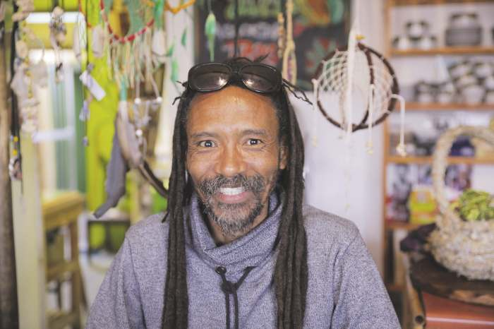 Ras Gareth Prince, the Rastafarian lawyer fighting for Cannabis legalization – cannabis freedom – in South Africa. Cannabis South Africa