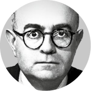 Could Theodor Adorno's variant of universal history be something worth raising as our banner today?